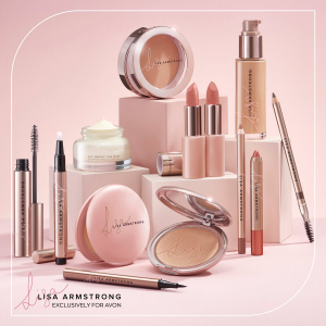 Lisa Armstrong Make-up Collection